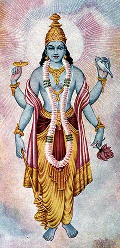 印度神祇毗濕奴神